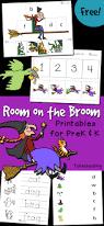 room on the broom printables for prek u0026 k room on the broom