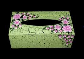 decorative tissue box tissue box decorative wood tissue box cover holder organizer