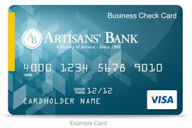 free debit card card services artisans bank
