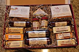 sausage gift basket what happened to getting hickory farm gift baskets