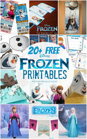 fourth of july birthday invitations 20 free disney frozen printables activity sheets u0026 party decor