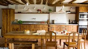idee deco campagne cuisine maison de campagne