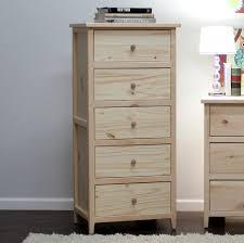 nightstand exquisite furniture narrow custom diy mirrored