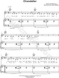 Chandelier Lyrics By Sia Sia