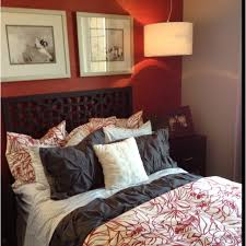 Red And Brown Bedroom 61 Best Brown And Red Bedroom Images On Pinterest Bedroom