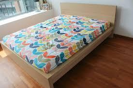 ikea malm queen bed frame u2014 suntzu king bed ikea malm queen bed