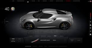 alfa romeo 4c video car configurator 360 jpg 3464 1814 car