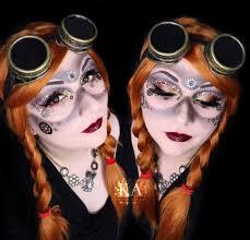 steunk makeup w tutorial by katiealves deviantart on deviantart