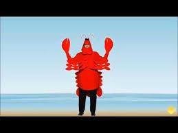 Lobster Costume Lobster Costume For Men Youtube
