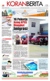 jumat 21 agustus 2015 by harian umum koran berita issuu