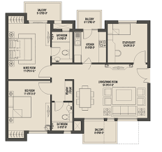 Breeze House Floor Plan Umang Monsoon Breeze Resale Price Monsoon Breeze Gurgaon 2 3 4 Bhk