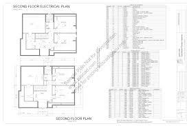simple 4 plex house plans
