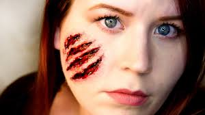 fx makeup series claw wounds youtube