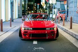 nissan japan timeless beauty takashi u0027s nissan silvia s13 sti u0026 evo