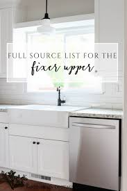fixer white kitchen cabinet color fixer sources the wood grain cottage