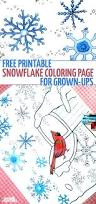 free winter coloring sheets preschoolers pages scene