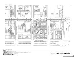 floor plan of a commercial building west town u0027s spectre lands on paper chicago architecture