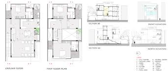 Treehouse Floor Plan by The Peepal Tree House Funktion Design