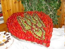 wedding platter ukrainian fruit wedding platter ukrainian canadian
