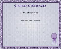 membership certificate templates u2013 20 free word pdf documents