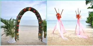 wedding arches bamboo diy wedding arch daveyard e78724f271f2