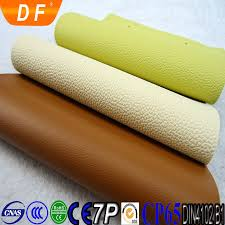 Leather Upholstery Fabric For Sale Sofa Pvc Raw Material Rexine Leather Upholstery Fabric 2018