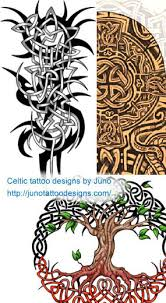 celtic scottish tattoos custom tattoos made to order by juno