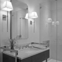Bathroom Vanity Sconces Interior Wonderful Images Of Bathroom Lighting Sconces Bathroom