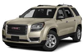 2013 gmc acadia new car test drive