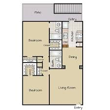two bedroom two bath apartment floor plans 1 and 2 bedroom floor plans marquee uptown apartments