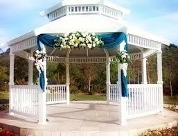 Outdoor Wedding Gazebo Decorating Ideas Wedding Gazebo Decorating Ideas Gazebo Wedding Decorations Beach