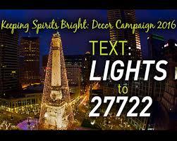 Indianapolis Circle Of Lights Giving Tuesday U2013 Keeping Spirits Bright Circle Of Lights Decor