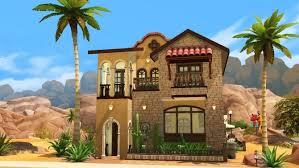 mediterranean style house mi casa mediterranean style house by ainotar at mod the sims