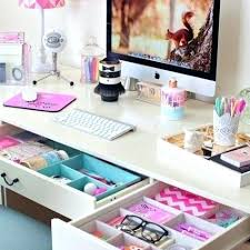Girly Desk Accessories Bling Desks Accessories Rhinestone Desk Accessories Stylish Purple