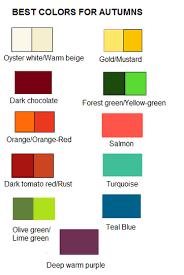 Autumn Color Schemes Pretty Sure I U0027m An Autumn Though I U0027m Not Sure About That Salmon