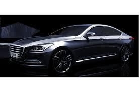 2015 Hyundai Genesis Interior 2015 Hyundai Genesis