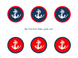 nautical cake toppers nautical baby shower theme ideas my practical baby shower guide