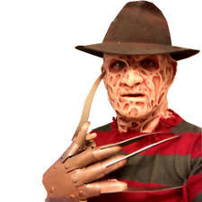 Kids Freddy Krueger Halloween Costume Freddy Krueger Costume Ebay