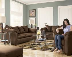 Ashley Living Room Furniture Sets Ashley Signature Design Darcy Cafe Rocker Recliner Rooms And