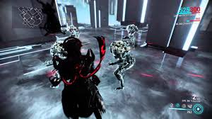 Icy Avalanche Warframe Frost Prime