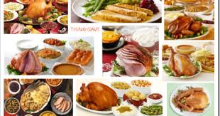 where to order thanksgiving dinner 2017 think n save