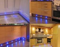 Kitchen Led Lighting Set Of 10 Led Deck Lights Decking Plinth Kitchen Lighting