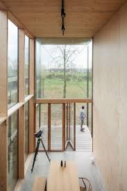 japanese inspired house belgian holiday house by gafpa takes its cues from japanese