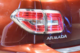2017 nissan armada design 2017 nissan armada unveiled with 8 500 pound towing capacity
