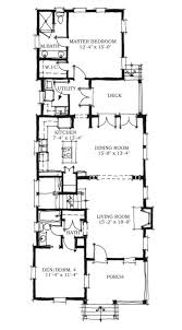 Second Empire Floor Plans Seaside Lookout House Plan C0347 Design From Allison Ramsey