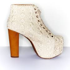 wedding shoes jeffrey cbell cold by jeffrey cbell lita lace ivory wedding shoes