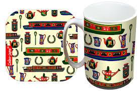 selina jayne tropical fish limited edition designer mug and