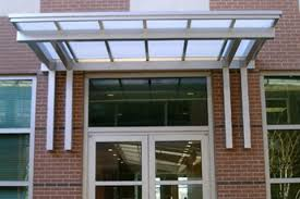 Building Awning Mitchell Metals Aluminum Metal Canopies U0026 Walkway Covers