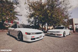 nissan 240sx s14 jdm double trouble stancenation form u003e function