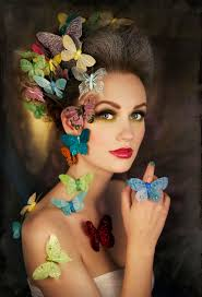 Halloween Butterfly Makeup by 59 Best Fantasy Images On Pinterest Make Up Halloween Ideas And